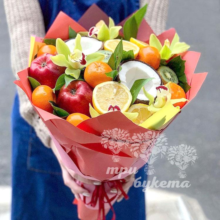 fruktovyj-buket-s-orhideyami